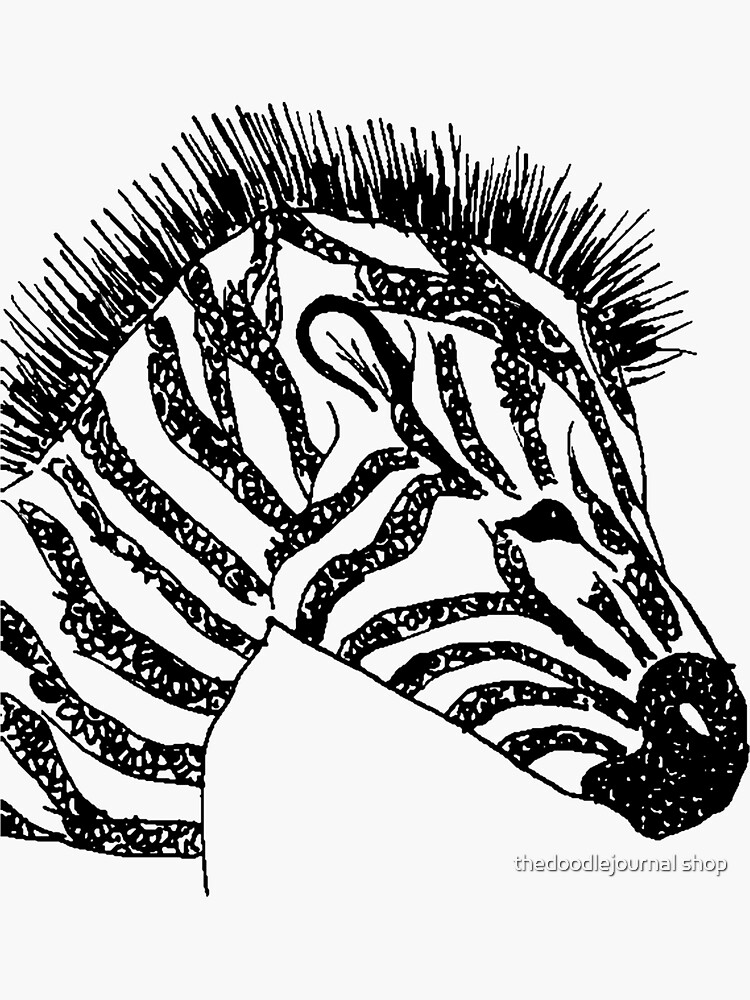 zebra by Jessicag823
