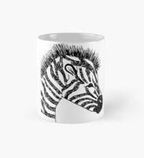 zebra Classic Mug