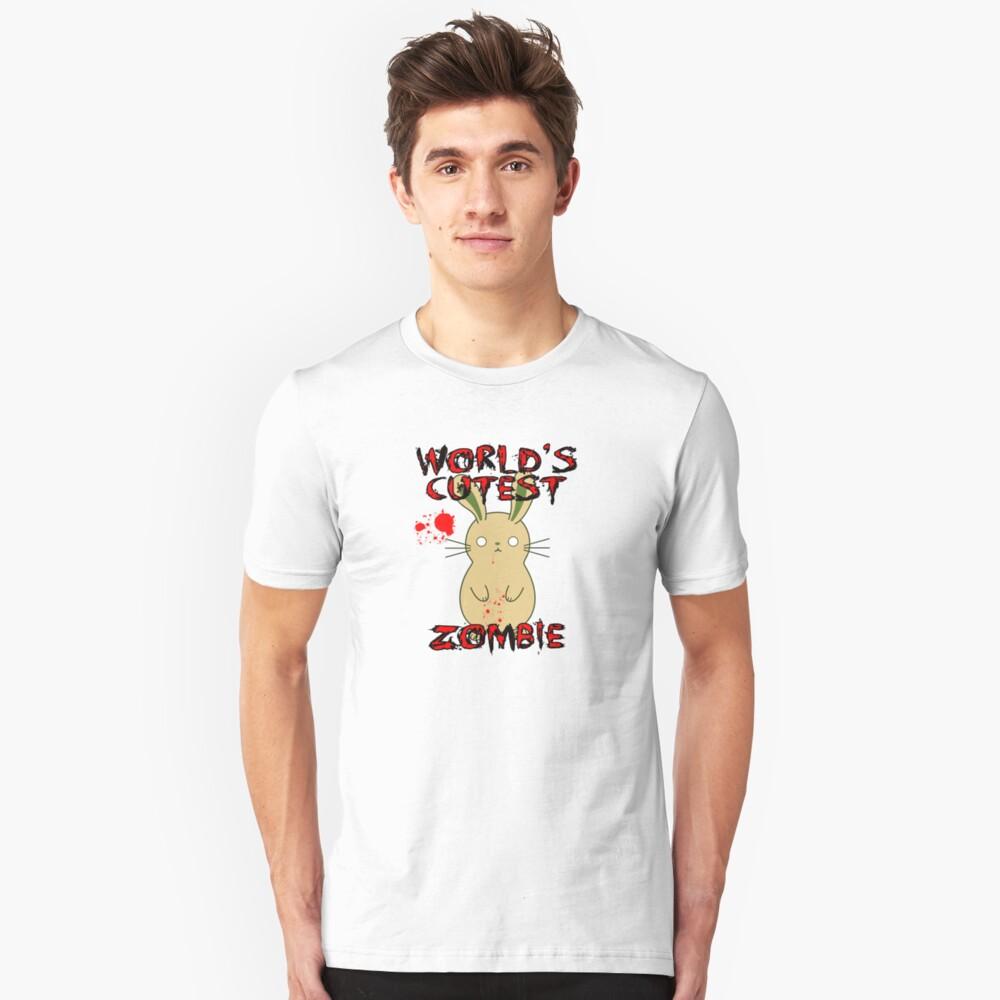 World's Cutest Zombie Slim Fit T-Shirt