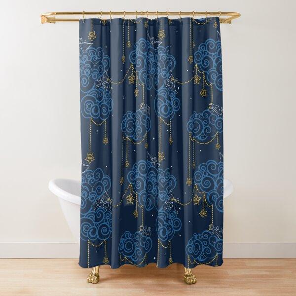 Nautical Skies Shower Curtain