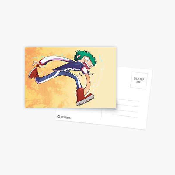 Izuku Midoriya (Deku) Postcard