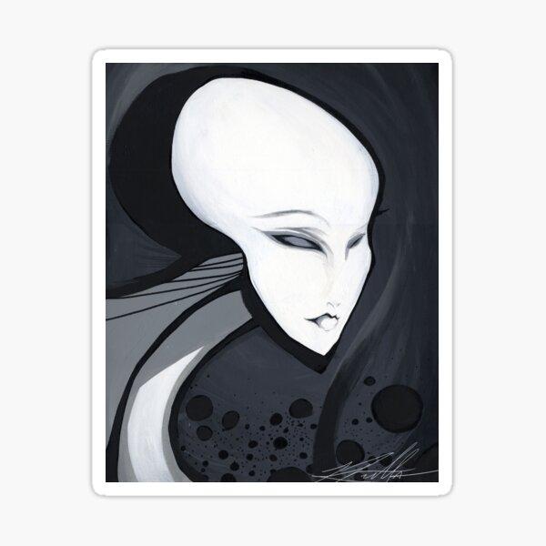The Grey Lady Sticker