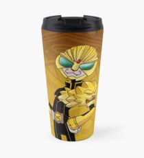 It's LUNCHTIME!!!! Kamen Rider Beast Travel Mug
