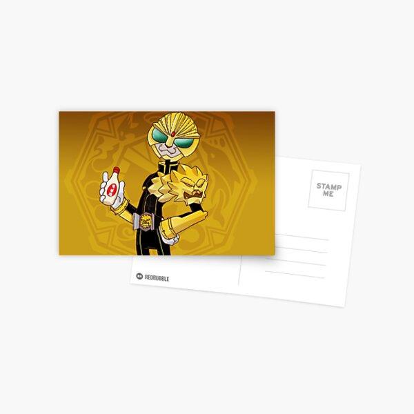 It's LUNCHTIME!!!! Kamen Rider Beast Postcard