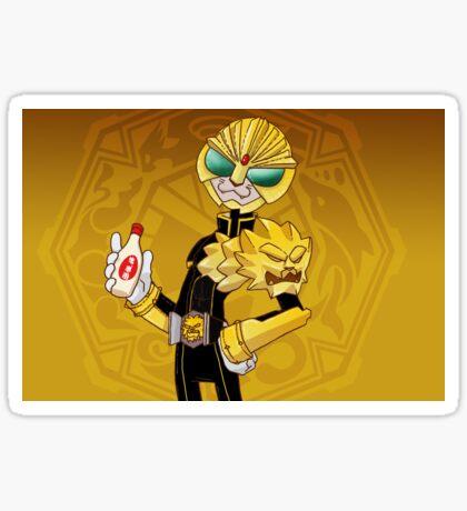 It's LUNCHTIME!!!! Kamen Rider Beast Sticker