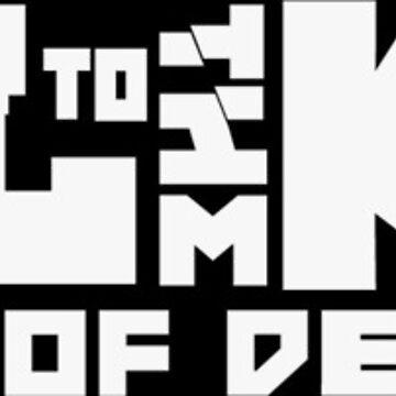 HttK White Logo by kaijucast