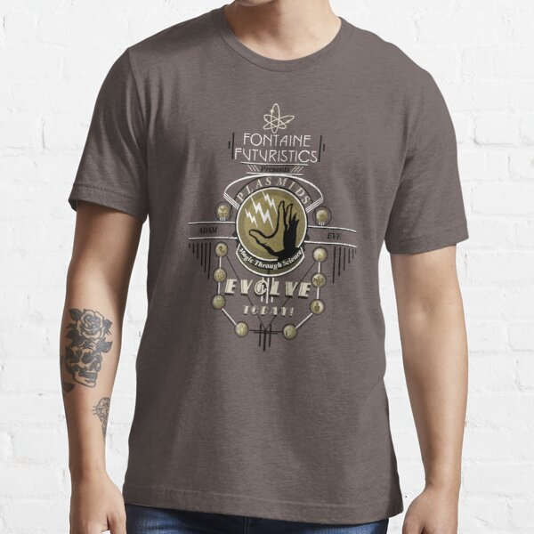 Fontaine Futuristic's Plasmids Ad Essential T-Shirt