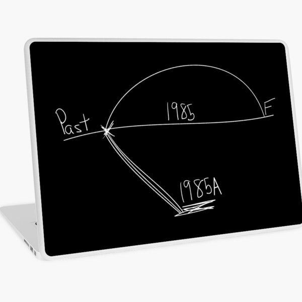 Alternate 1985 - Back to the Future Laptop Skin