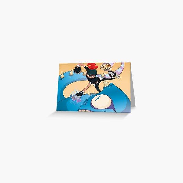 Goblyn postcard A Greeting Card