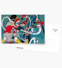 Goblyn postcard B Postcards