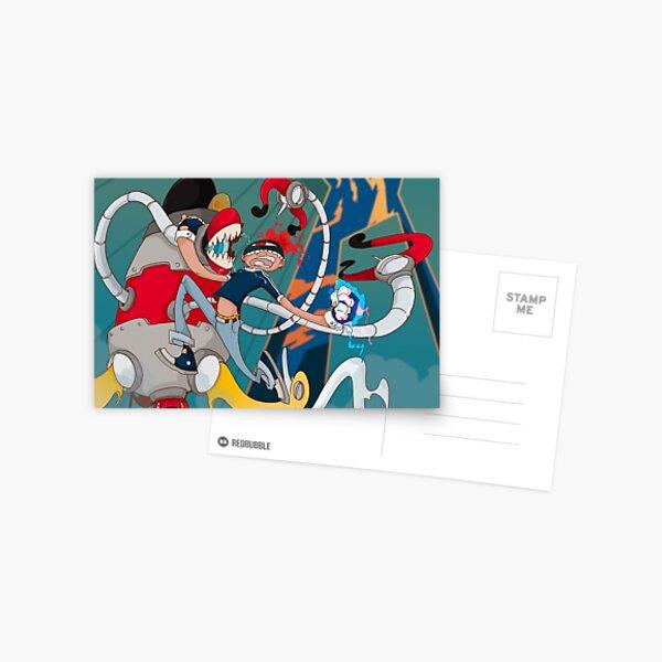 Goblyn postcard B Postcard