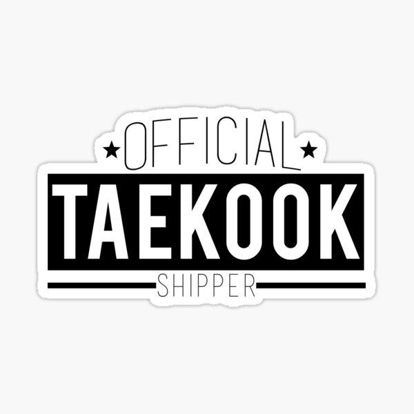 Remitente oficial de Taekel Pegatina