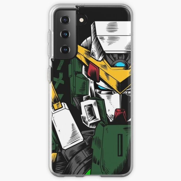 Gundam 00 Samsung Galaxy Soft Case