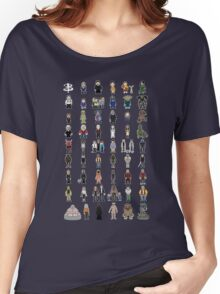 Buffy - Mini Monsters Women's Relaxed Fit T-Shirt