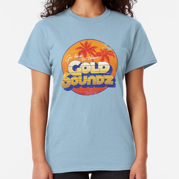 Gold Soundz Classic T-Shirt