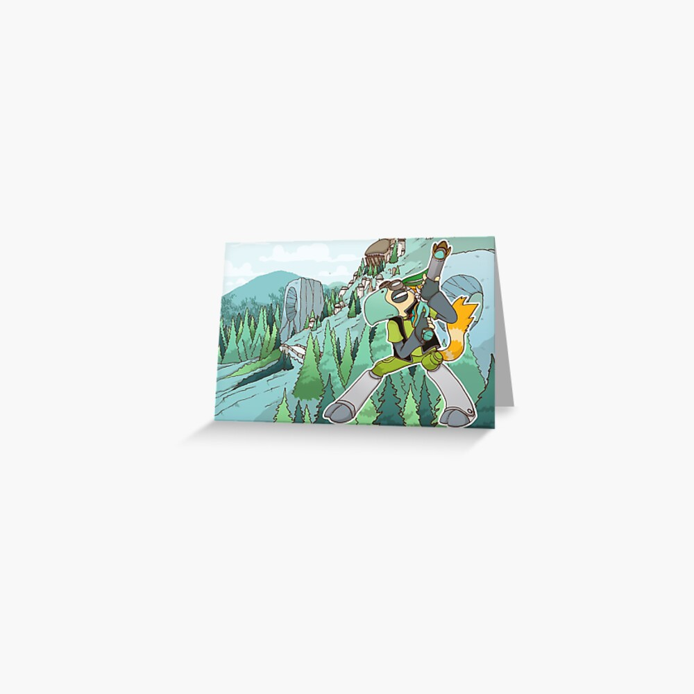 Vimmer KoKo postcard A Greeting Card