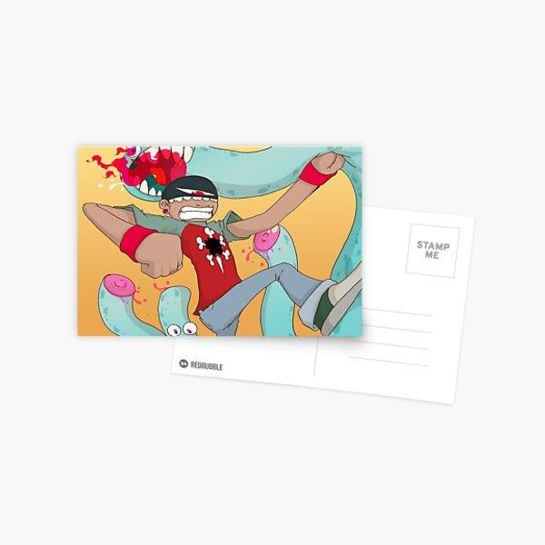 Goblyn postcard C Postcard
