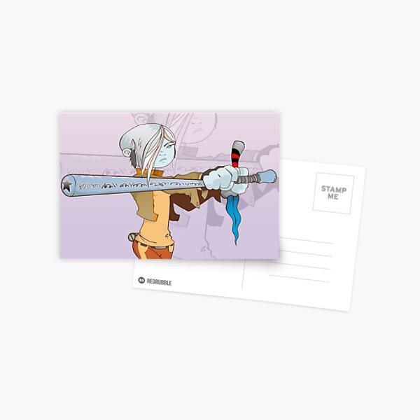 Ami postcard B Postcard