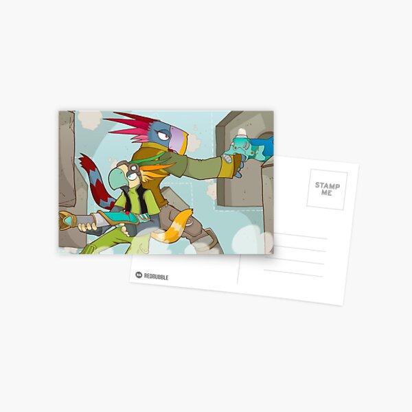 Vimmer KoKo postcard B Postcard