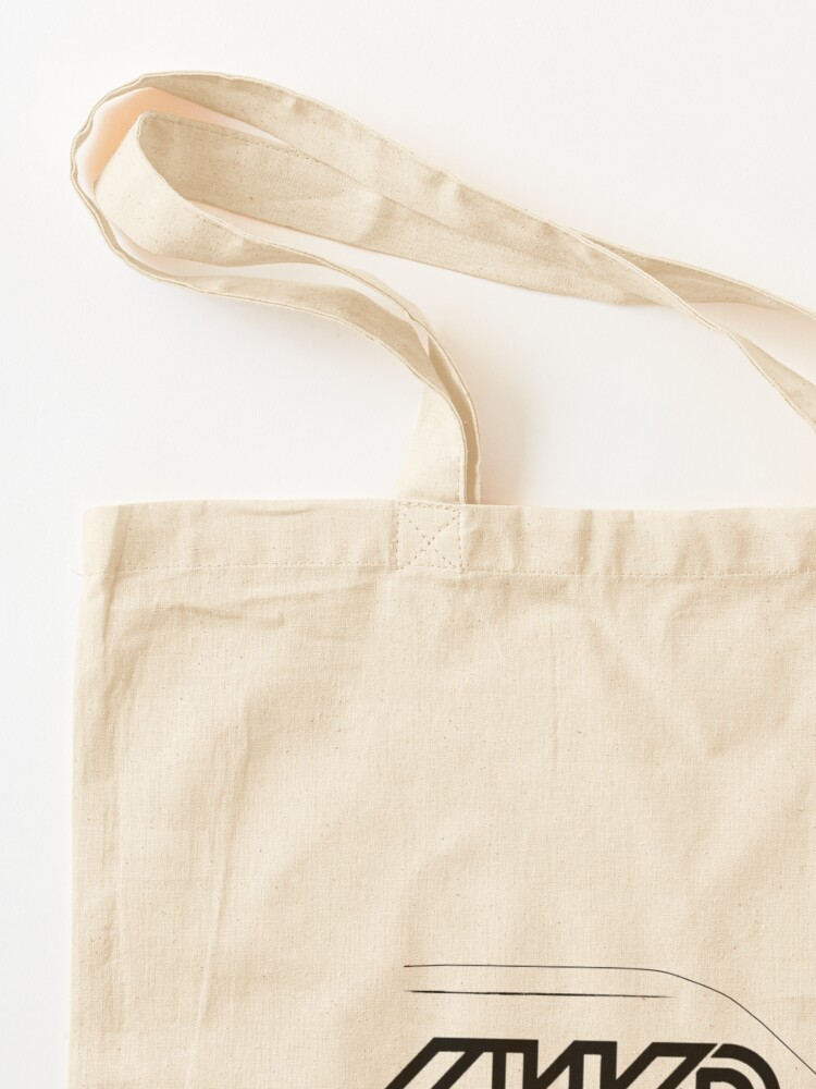 Alternate view of buscamper adventure mobile Tote Bag