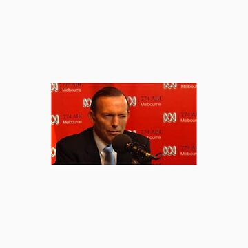 Tony Abbott Winking by comicsans