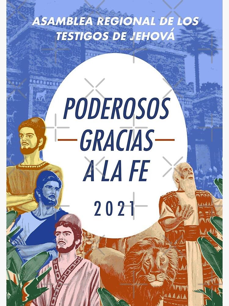 PODEROSOS GRACIAS A LA FE by JenielsonDesign