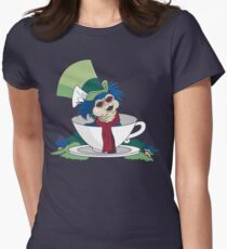 A Nice Cup of Tea Women's Fitted T-Shirt
