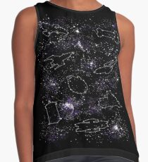 Star Ships Contrast Tank