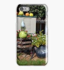 Cartwheels & Gourds iPhone Case/Skin