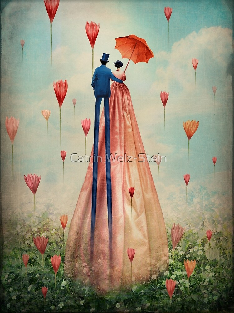 Quot Good Morning Quot By Catrin Welz Stein Redbubble