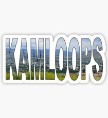 Kamloops Sticker