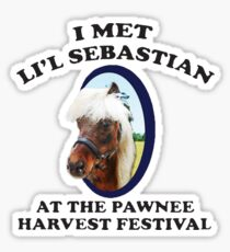 Li'l Sebastion Sticker