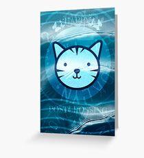 Happy Postcrossing! Greeting Card