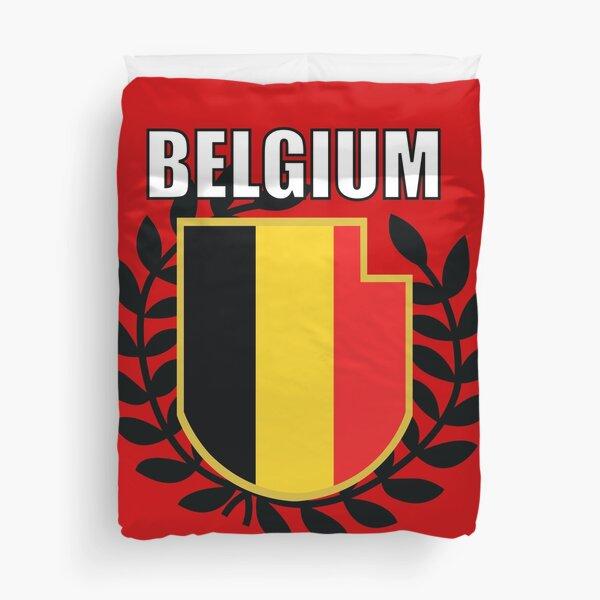 Belgium Duvet Cover