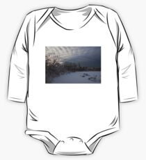 Clearing Snowstorm One Piece - Long Sleeve
