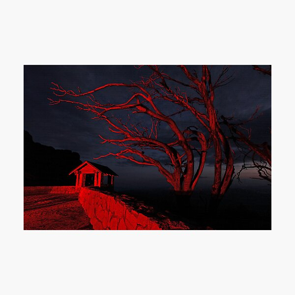 The Horn, Mt Buffalo Victoria.  Photographic Print