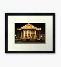 Capital Theatre Framed Print