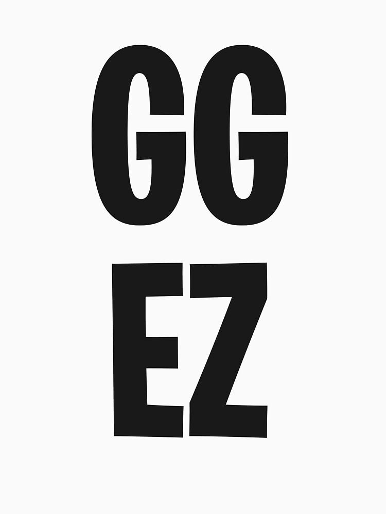 «GG EZ» par yousseflouridi