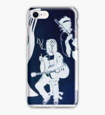 Janis, Kurt and Jimmy iPhone Case/Skin