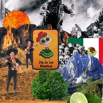 Dia de los muertos  by iansoca