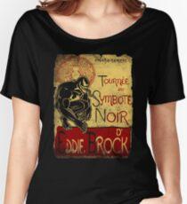 tournee du symbiote noir Women's Relaxed Fit T-Shirt
