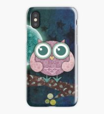 Midnight Owl iPhone Case/Skin