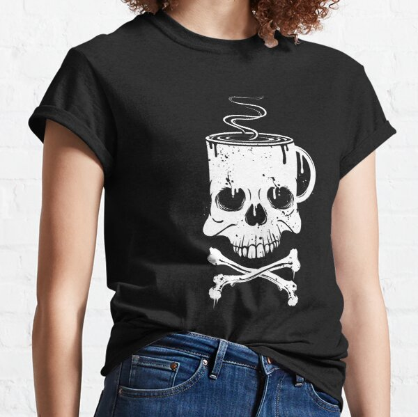 Decaf? Never heard of it.  Classic T-Shirt