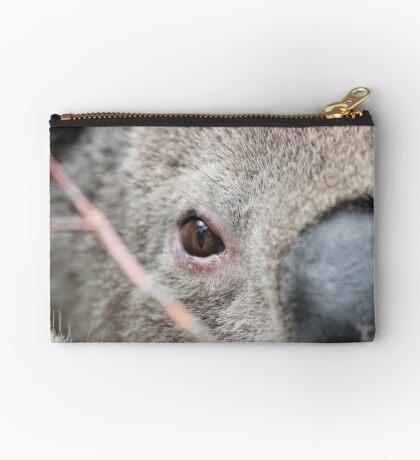 Koala Clancy - I've got my eye on you! Zipper Pouch