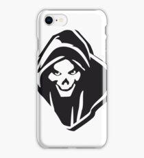 Death hooded evil creepy iPhone Case/Skin