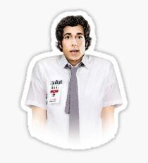 Chuck Sticker