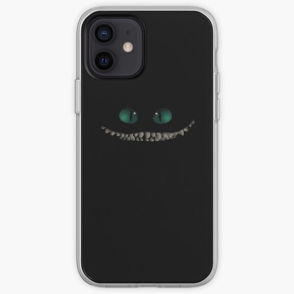 Green Eyes Grin iPhone Soft Case