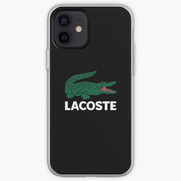 MÁS VENDIDO - Mercancía de Lacostes Funda blanda para iPhone
