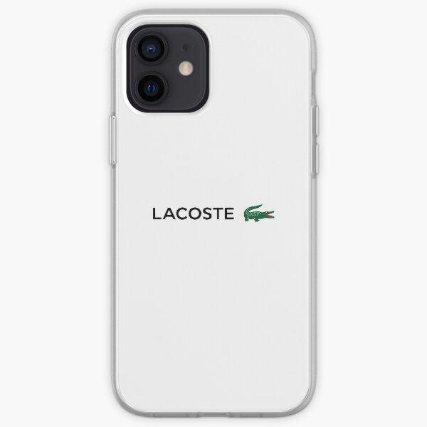 MEILLEUR VENDEUR - Marchandise Lacostes Coque souple iPhone