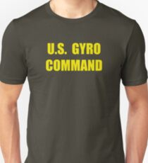 U.S. Gyro Command - for gyrocopter pilots T-Shirt